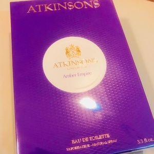 Accessories - ❤️ ATKINSONS London 1799 Amber Empire EDP 100ml